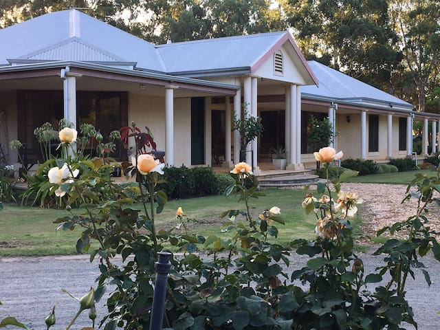 PEACEFUL COUNTRY RETREAT - Darling Downs - Bungalov