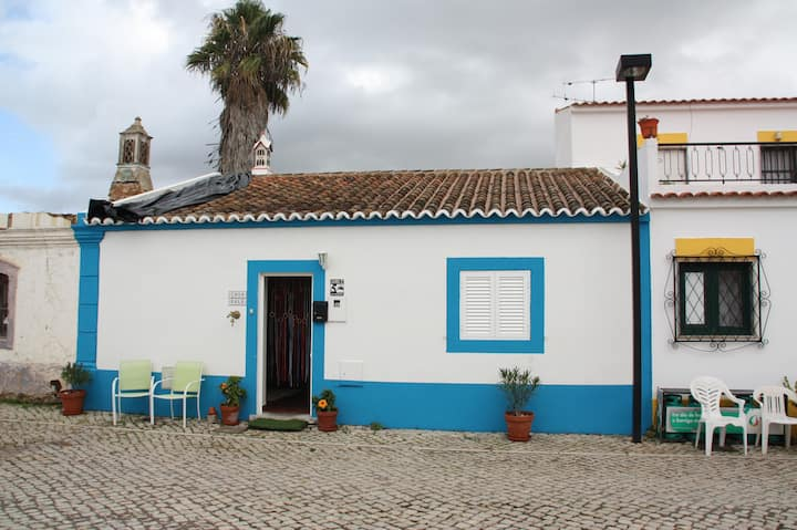 Charming village house in the Eastern Algarve