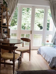 Cosy room in Tunbridge Wells - 아파트