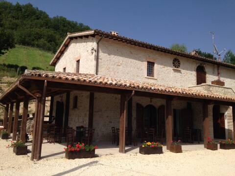 """""""Rocca del Nera"""" Rooms and"""