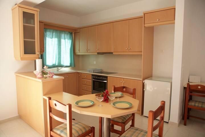 Maria suites in Myrtos Village