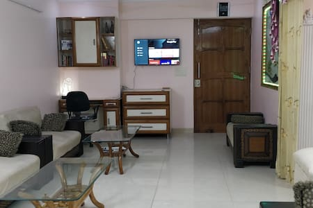 Garg House near Connaught Place and metro station
