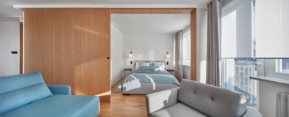 Elegant apartment | city centre | amazing view