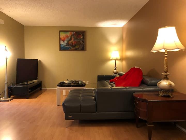 哈岗新装修公寓
