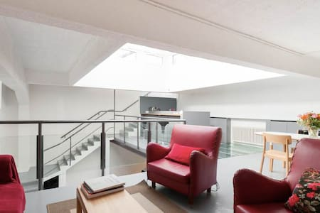 Artist's loft in the heart of Paris - Paris