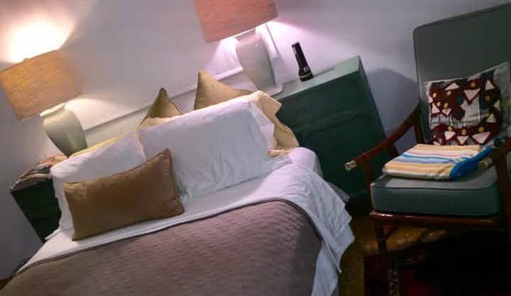 The One Bedroom Patio Suite
