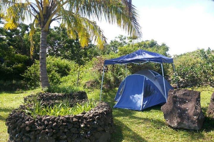 Ahirenga Camping