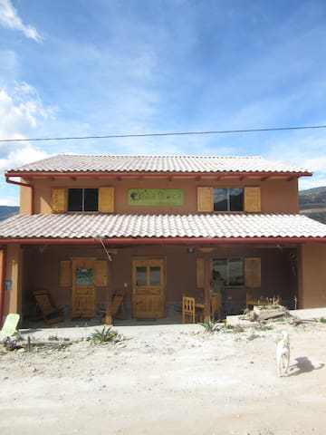 Chambre Pumalin