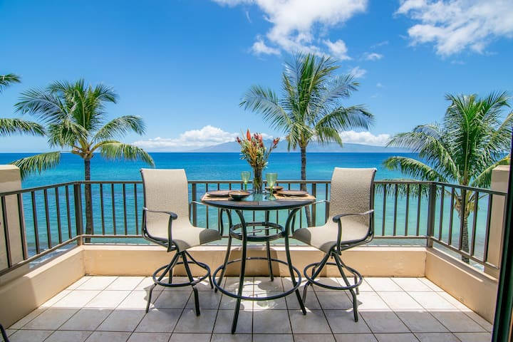 Oceanfront Condo on Ka'anapali Coast