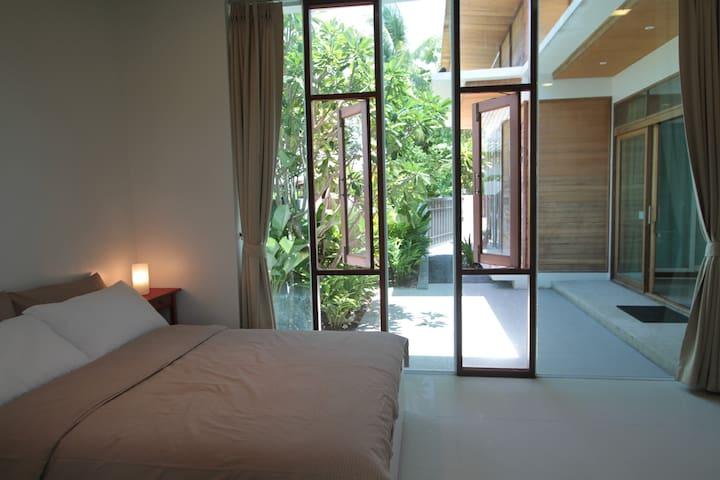3rd Bedroom 2 Double Beds