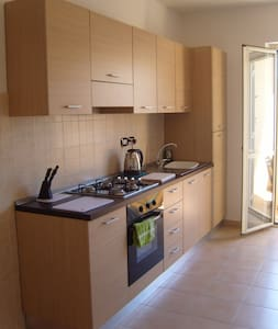 Caulonia Italy modern apartment sleeps 4 with pool - Caulonia