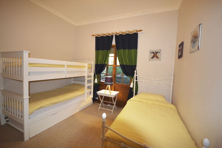 Bedroom 3 - linen and towels supplied!