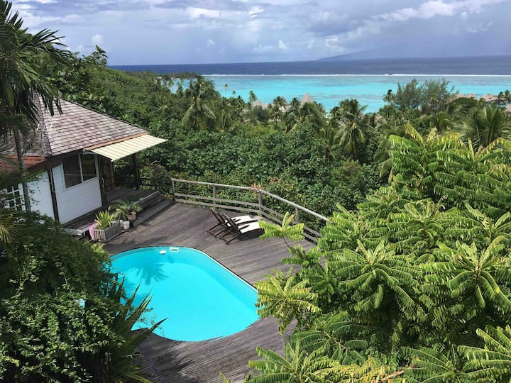 Moorea Happy Bungalow