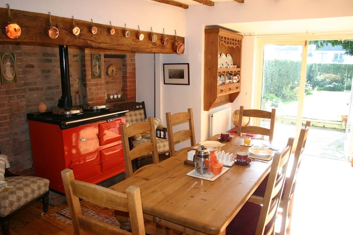 Sunshine Cottage - Newbold Verdon - Casa