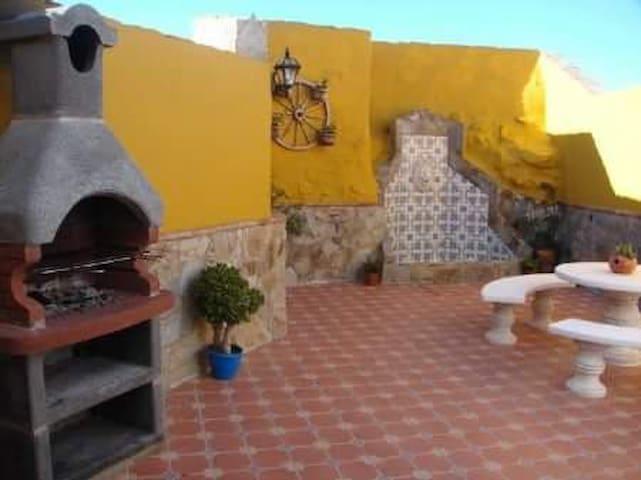 La casa de la villa en olvera cadiz - Olvera - Haus
