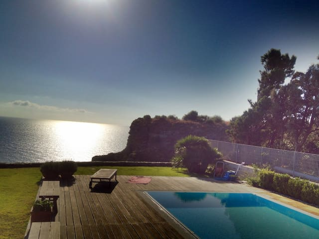 Beautiful house, garden and pool - Milazzo - Villa