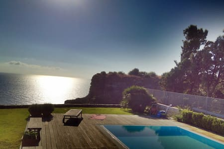 Beautiful house, garden and pool - Milazzo