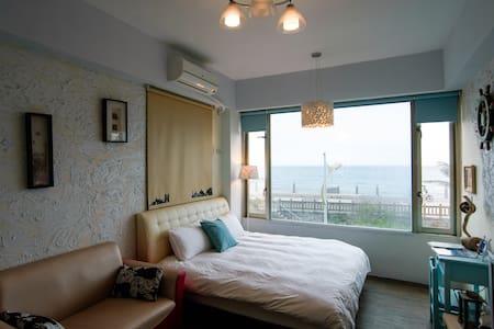 桑斯緹花蓮市區海景雙人套房 Suncity-Double Room - Hualien City