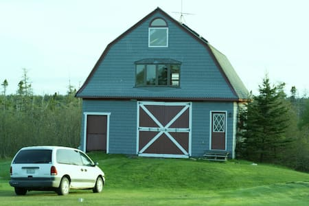 The Red House Barn Apartment - Cranberry Isles