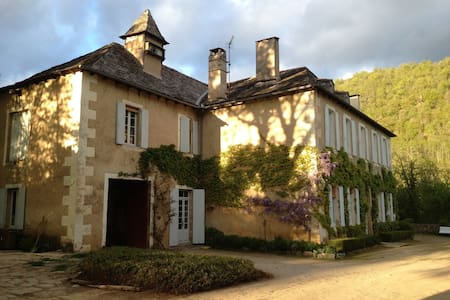 Maison de Maître - Florac - 公寓