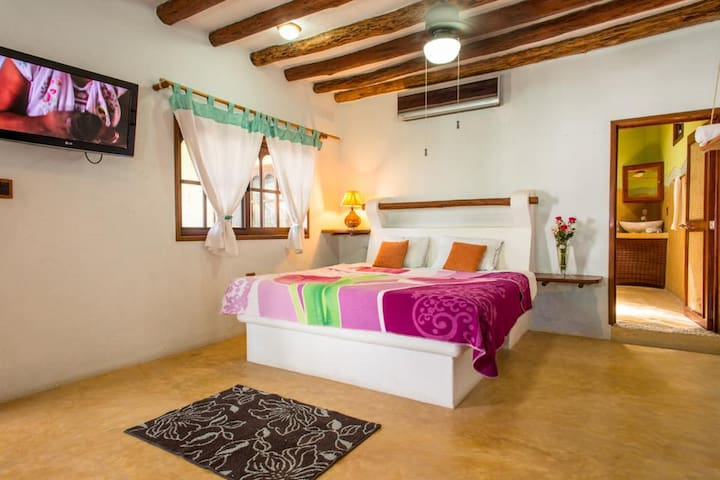 Marvin Suites- Apartment Sur - Holbox, Q.R., Mexique - Appartement