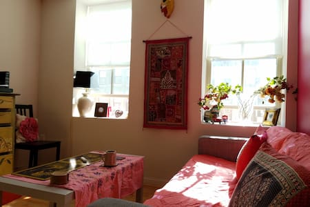 Fab 1-bedrooom, Columbia Heights, near everything - Washington - Apartment