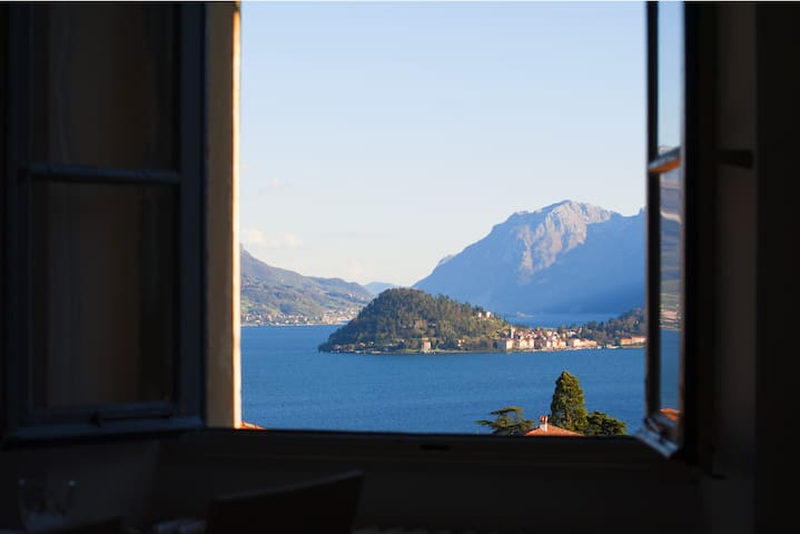 COMO LAKE, HOUSE WITH A GREAT VIEW! - Menaggio - Leilighet