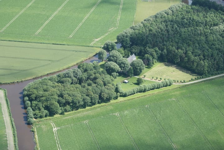 Lovely B&B Landgoed Wilgenheerd - Wehe-den Hoorn - Гестхаус