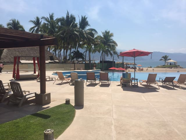GRAND VENETIAN PUERTO VALLARTA - Puerto Vallarta - Appartement
