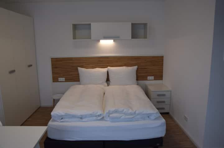 Schönes modernes Apartment in Heilbronn City