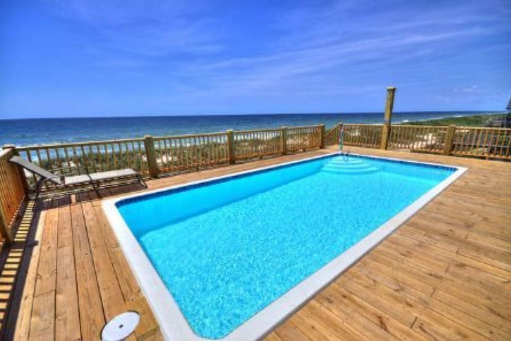 Savannah Beach House Oak Island
