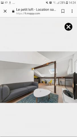 Charmant Loft Hyper Centre Toulouse
