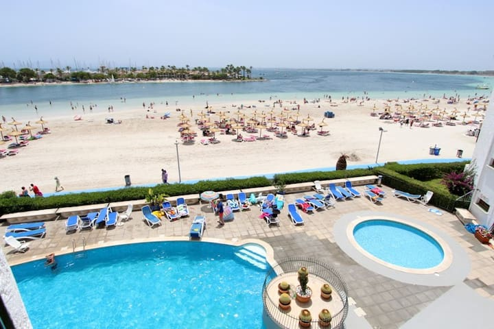 Apartamento Primera línea de playa - Alcúdia - Apartment