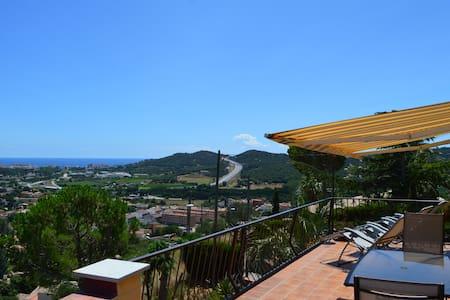 villa sur la Costa Brava - Calonge - Casa de camp