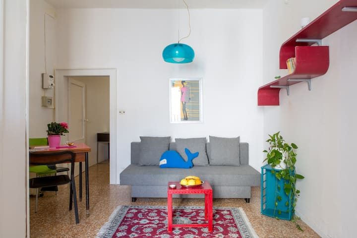 Monthly special:Historic Center Apt  with Terrace