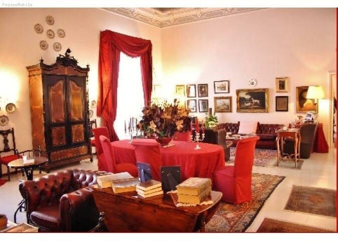 Il palazzo - Lentini - ที่พักพร้อมอาหารเช้า