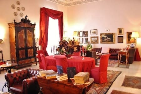 Il palazzo - Lentini