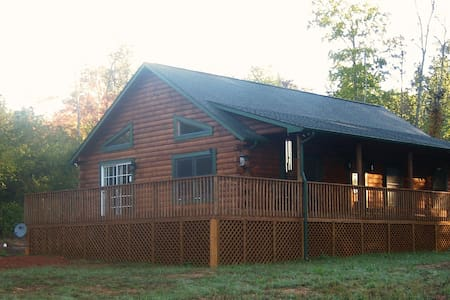 LUXE 2/2 Cabin 3 Miles 2 TIEC Horse - Rutherfordton