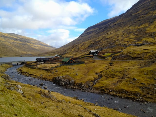 Summerhouse - Saksun, Faroe Islands - Saksun