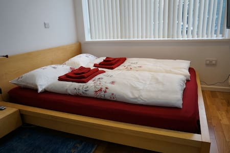 Studio apartment Didsbury - Manchester - House