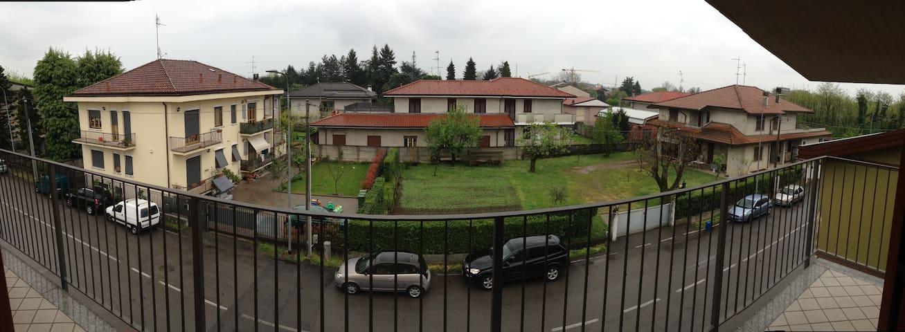 Casa quadriesposta in Brianza - Meda - Dom