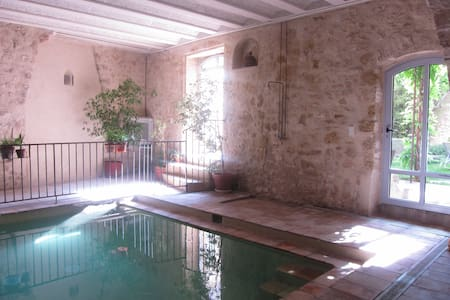 Self catering flat near Pézenas