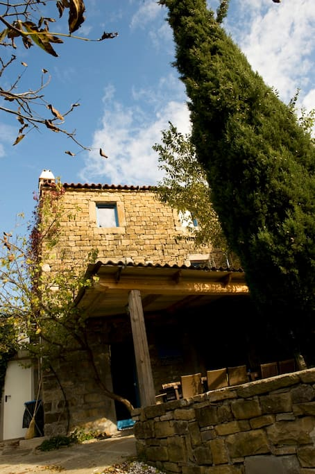 Istrian house