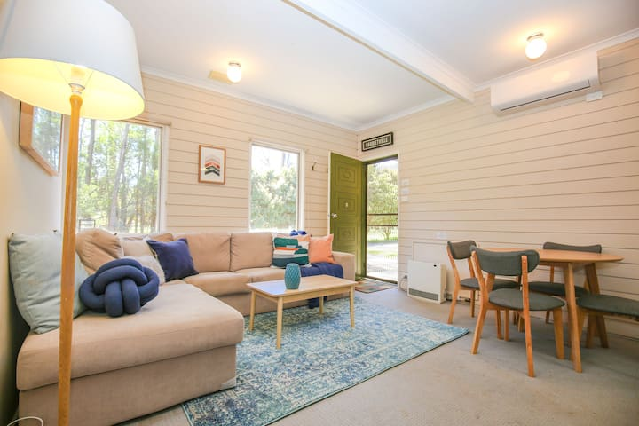 HYLANDER HOLIDAY UNIT : Harrietville