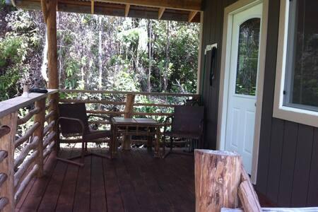 Studio cabin in the rain forest - Volcano - Cabin