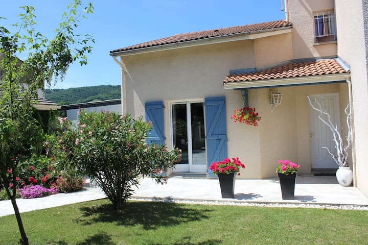 Maison provençale avec jardin - Tournon-sur-Rhône - Dům