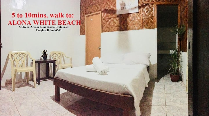 G HOME - BUDGET ROOM NEAR ALONA BEACH