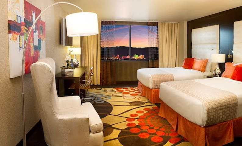 Privately owned room in the GRAND SIERRA RESORT