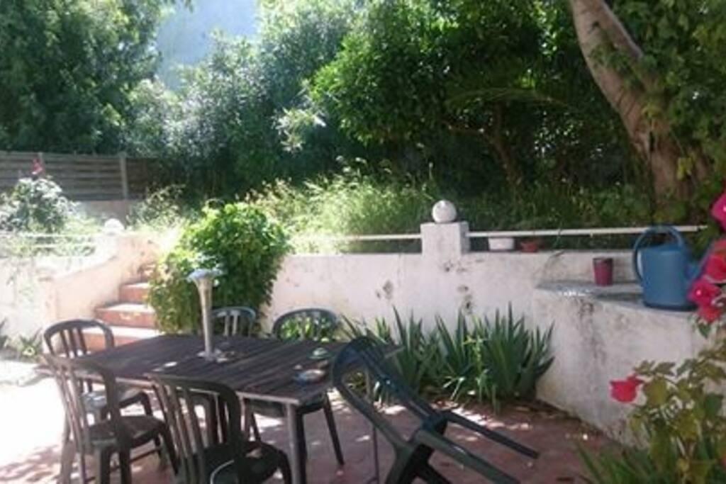 Maison sympa avec jardin dans quartier calme maisons - Jardin maison contemporaine perpignan ...