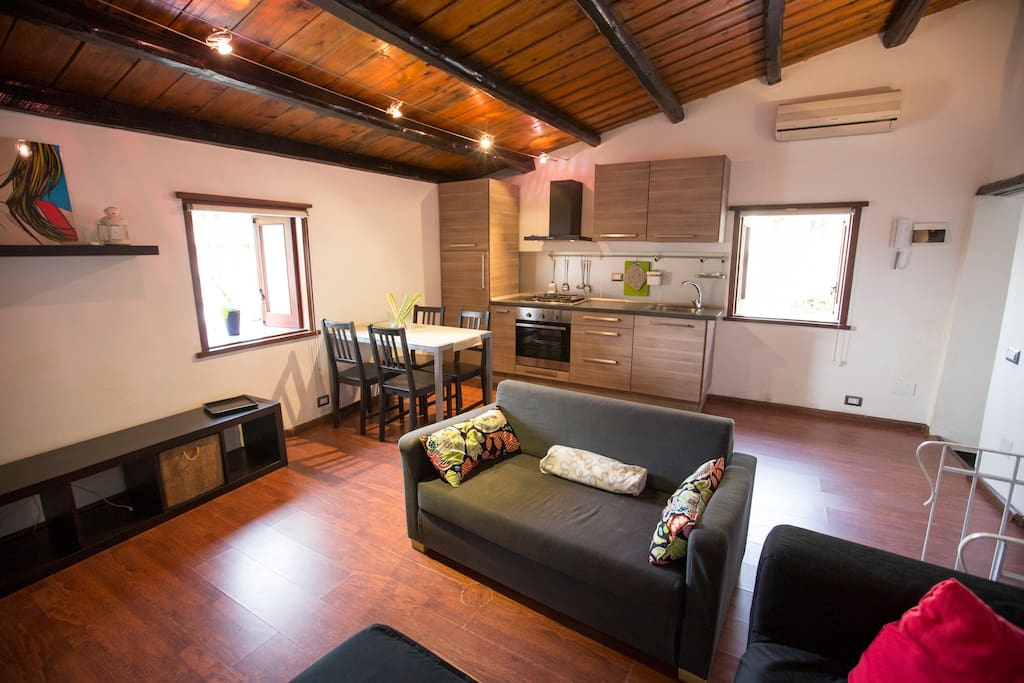 Comfortable flat close to the beach